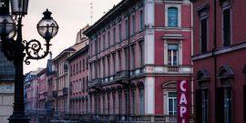 Bilutleie Bologna Borgo Panigale Guglielmo Marconi flyplass